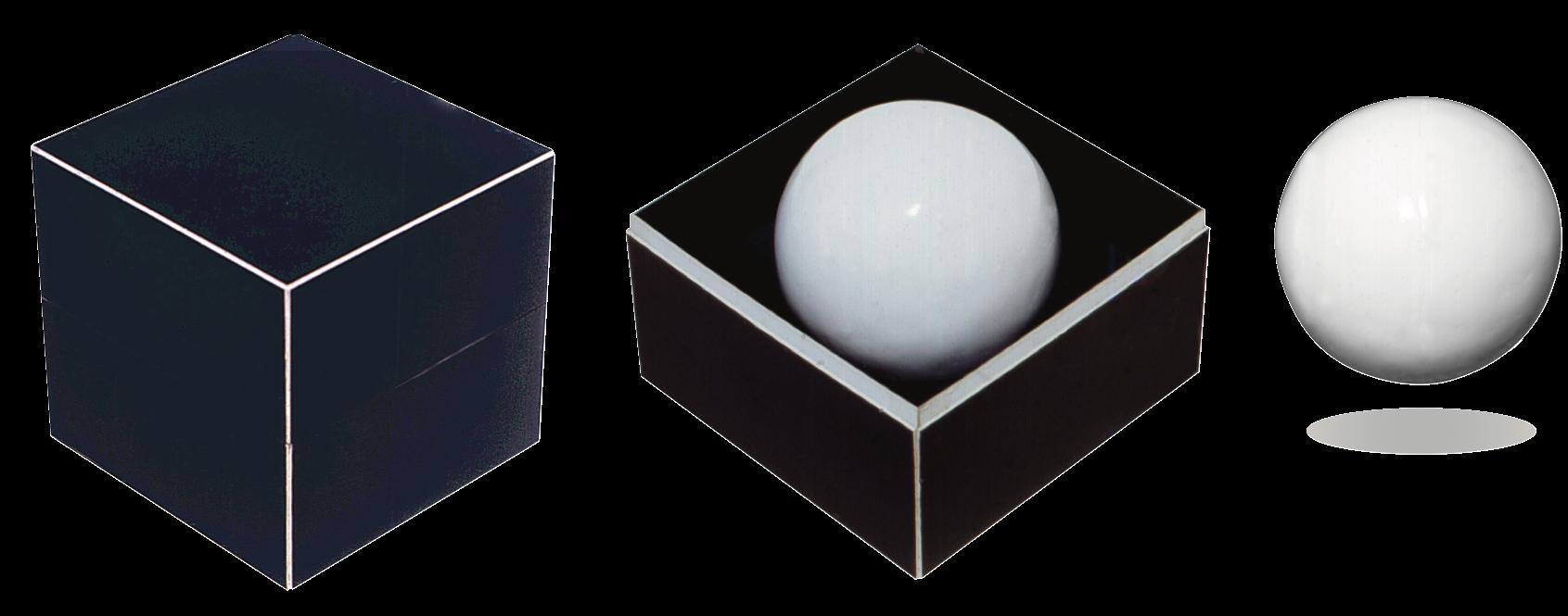 John and Yoko Imagine Cube Orb
